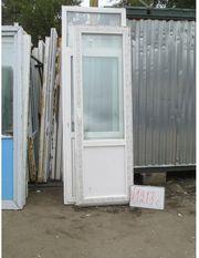 2330 (в) х 760 (ш) Б/У дверь пластиковая № Д1213 и много разных